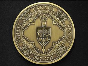 sesquicentennial medal
