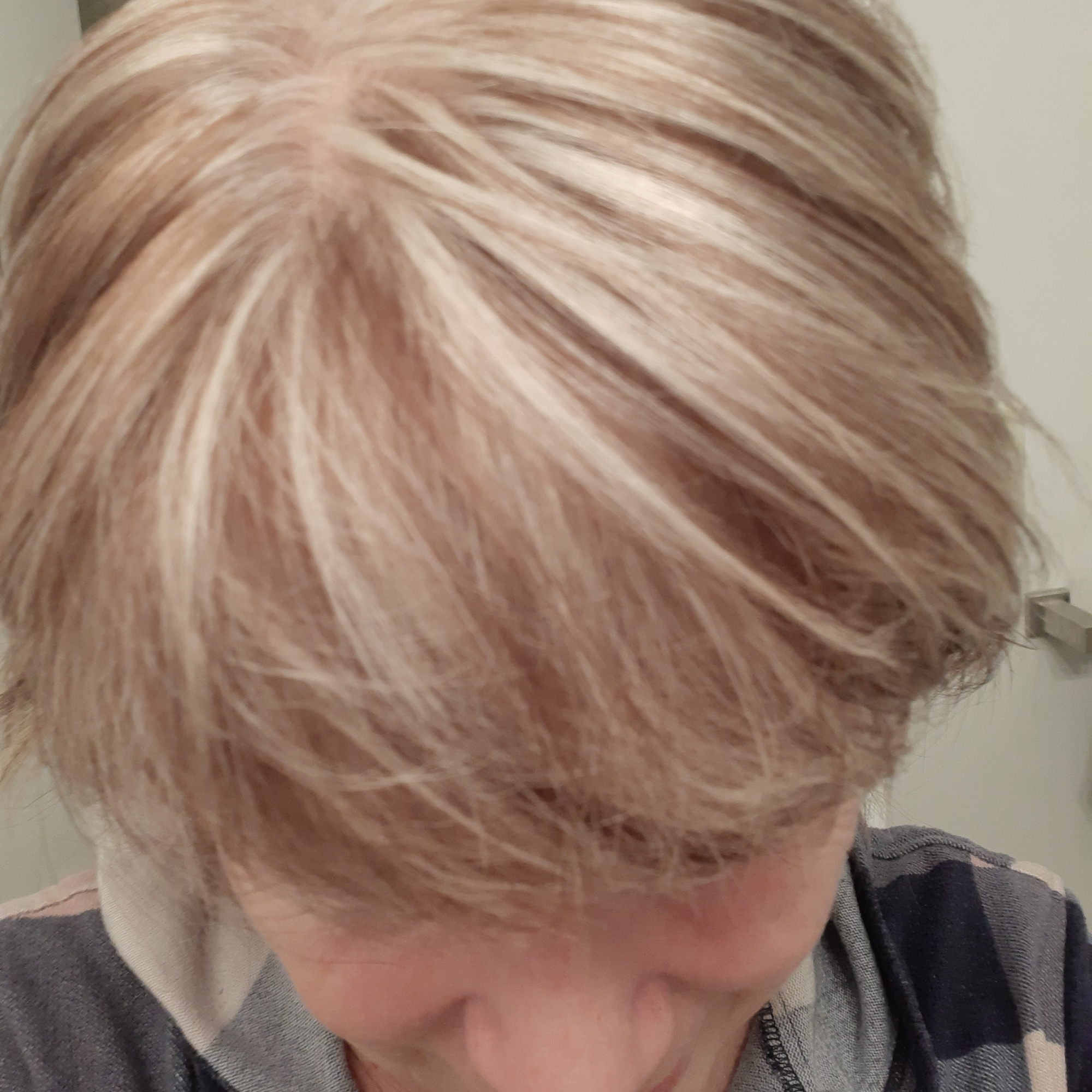 Transition to Gray Hair