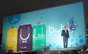 Bublé sells Bubly during Superbowl