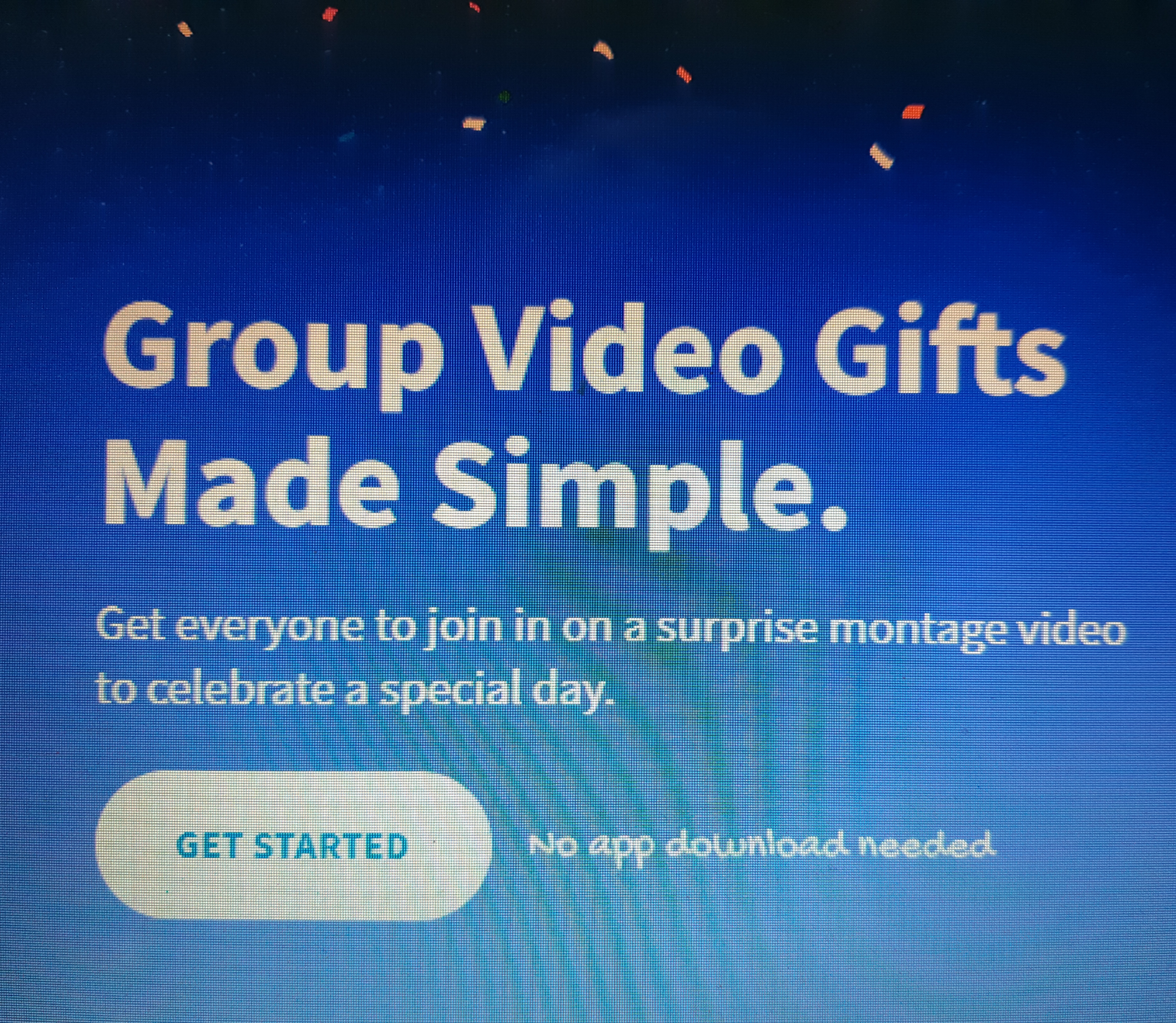 Video Gifts Made Simple