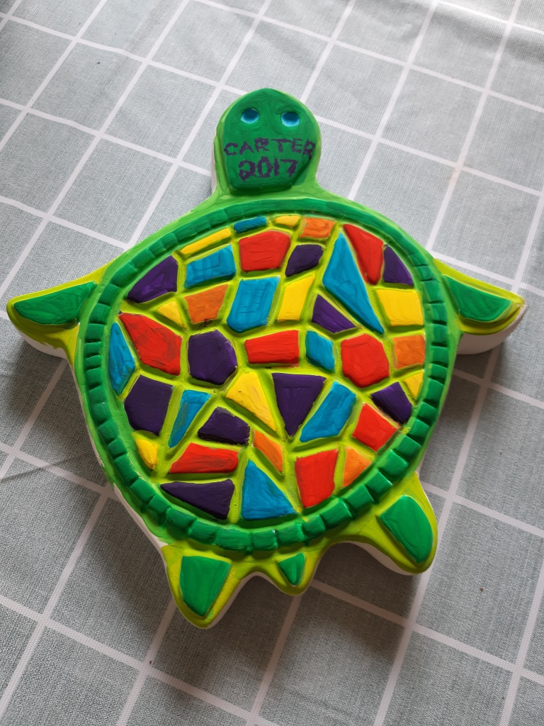 Stepping Stone DIY Project