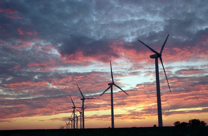 Are wind turbines efficient?