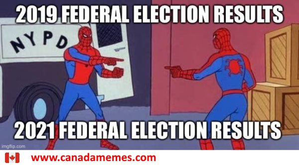Canada Votes: Liberal Minority Government